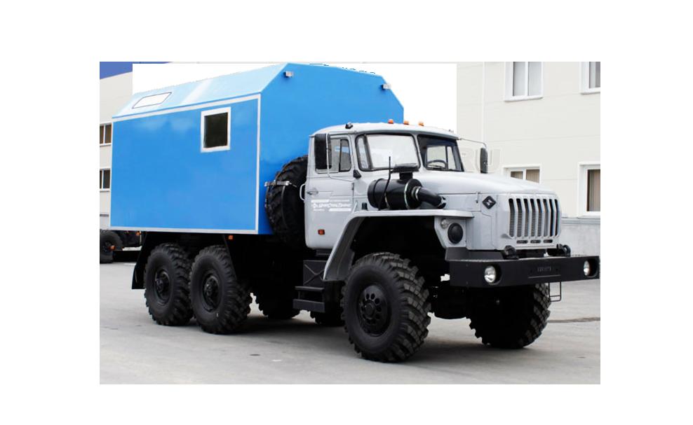 Транспортно-бытовая машина ТБМ
