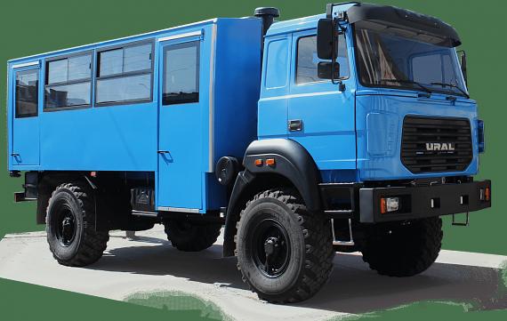 Урал 32552-3013-79 4×4