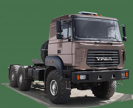 Урал 44202-3511-82 6×6